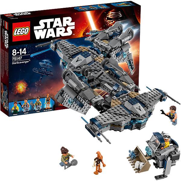 LEGO Star Wars 75147: Звёздный Мусорщик