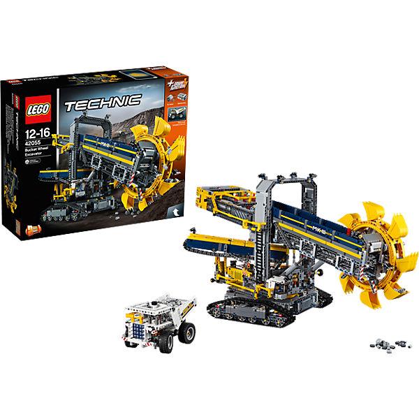 Prezzo sottocosto Offerta Lego Technic 42055 - Escavatore a Ruota