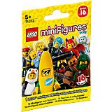 LEGO 71013: Минифигурки, серия 16