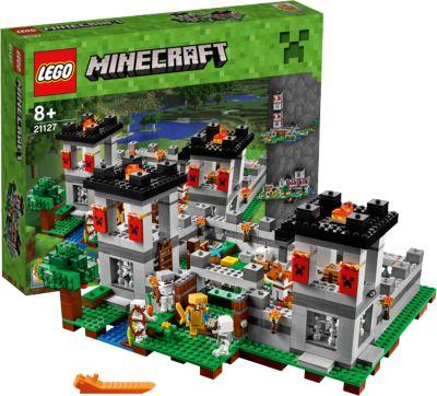 minecraft baumhaus bauen