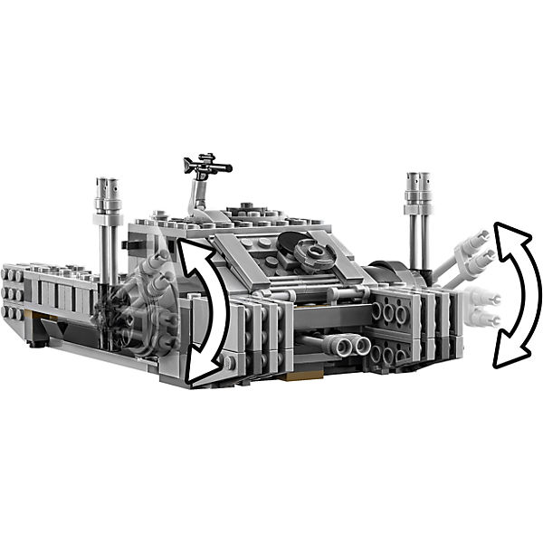 LEGO Star Wars 75152: Имперский штурмовой танк