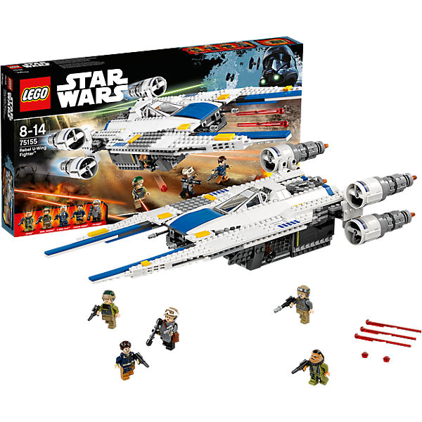 LEGO 75155 Star Wars: Rebel U-Wing Fighter
