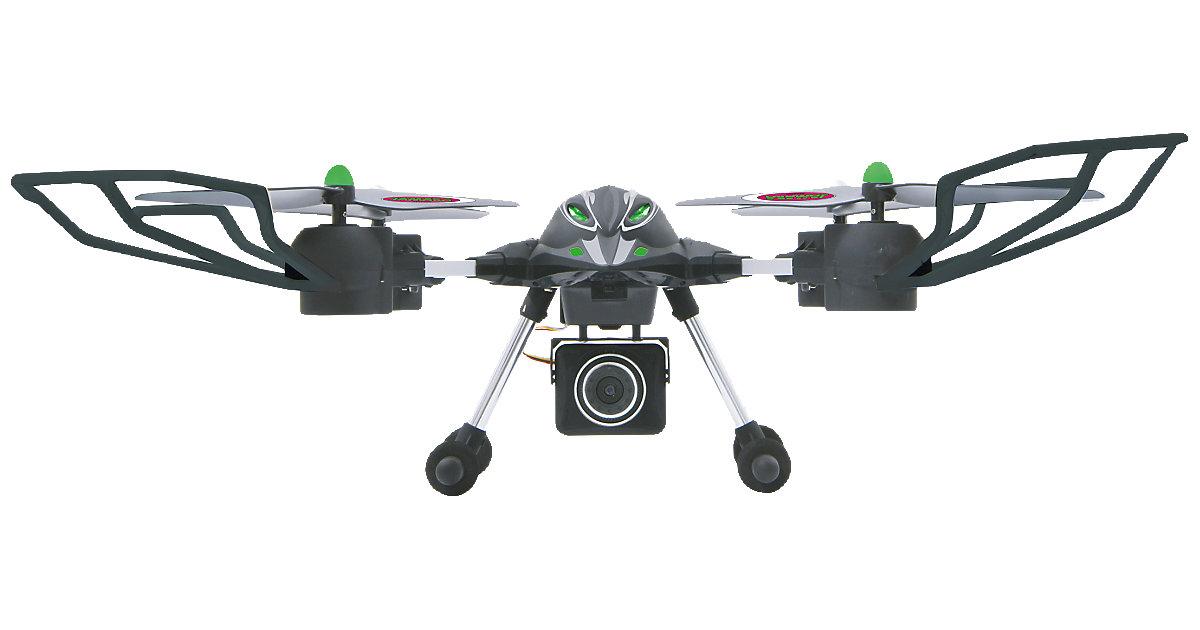 RC Quadrocopter Oberon Altitude AHP HD Kamera