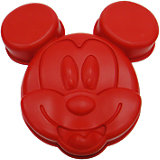 Silikonbackform Mickey Mouse, groß