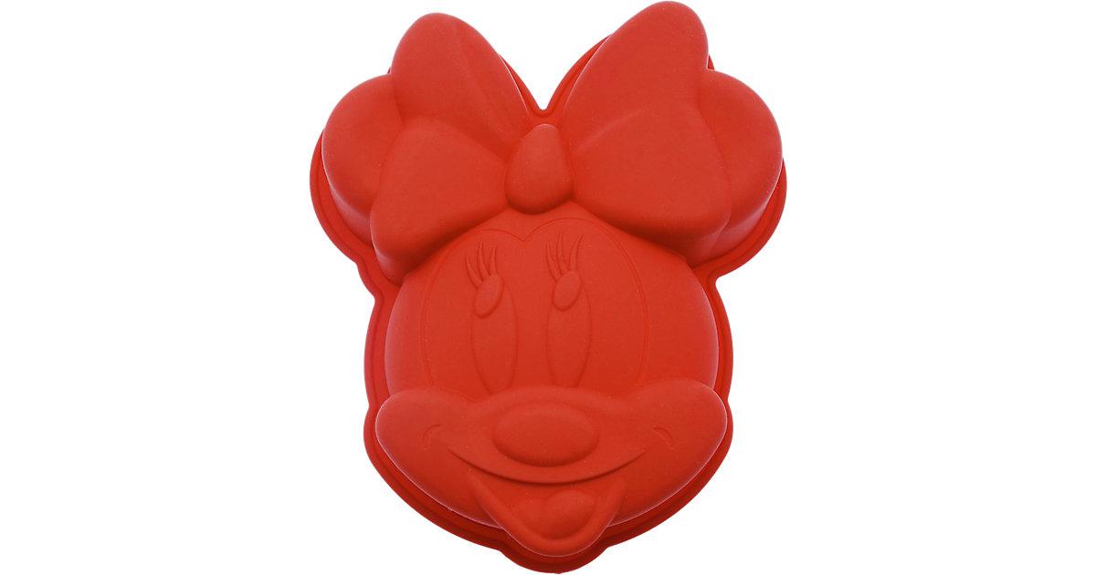 Silikonbackform Minnie Mouse, klein