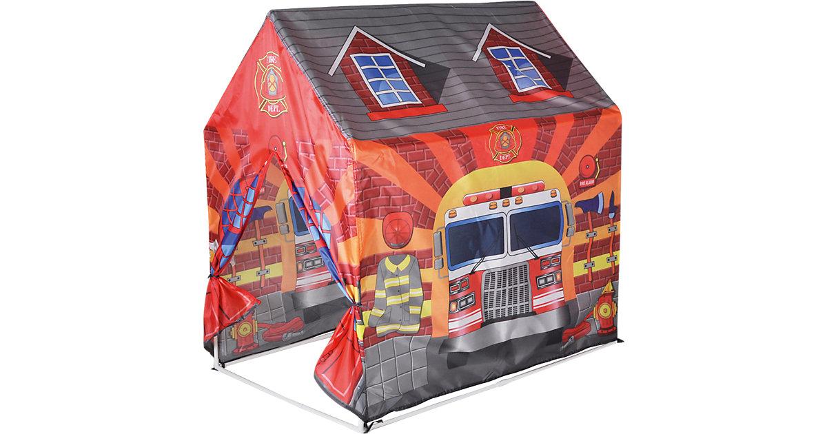 Spielzelt Feuerwehrstation