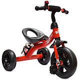 """Трехколесный велосипед """"Сильвер Люкс"""", красный, Zilmer"""