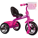 """Трехколесный велосипед """"Сильвер Люкс"""", розовый, Zilmer"""