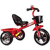 """Трехколесный велосипед """"Голден Люкс"""", красный, Zilmer"""