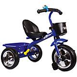"""Трехколесный велосипед """"Голден Люкс"""", синий, Zilmer"""