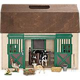 SCHLEICH 42272 Farm Life: Transportable Scheune