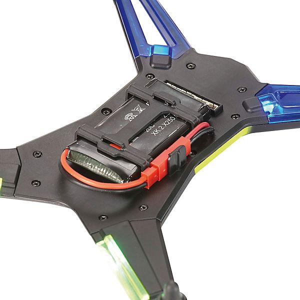 revell rc quadcopter quadrotox blau revell control mytoys. Black Bedroom Furniture Sets. Home Design Ideas