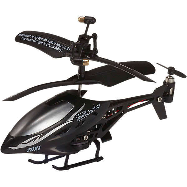 Revell RC XS-Helicopter TOXI schwarz
