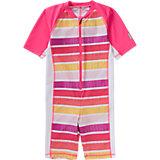 Kinder Schwimmanzug Galapagos mit UV-Schutz für Mädchen