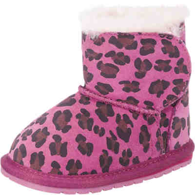 Kinder Winterstiefel TODDLE LEOPARD