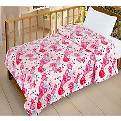 Плед Велсофт-беби в кроватку VB08, 95х130