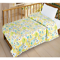 Плед Велсофт-беби в кроватку VB09, 95х130