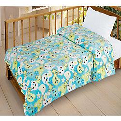 Плед Велсофт-беби в кроватку VB10, 95х130