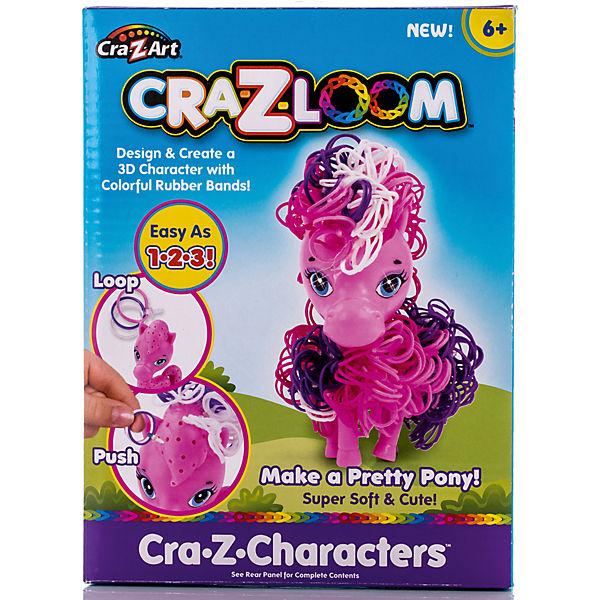 """Набор для плетения из резиночек """"Пони"""", Cra-Z-Loom"""