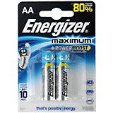 Батарейка Energizer MAX LR6/E91 AA 2 шт