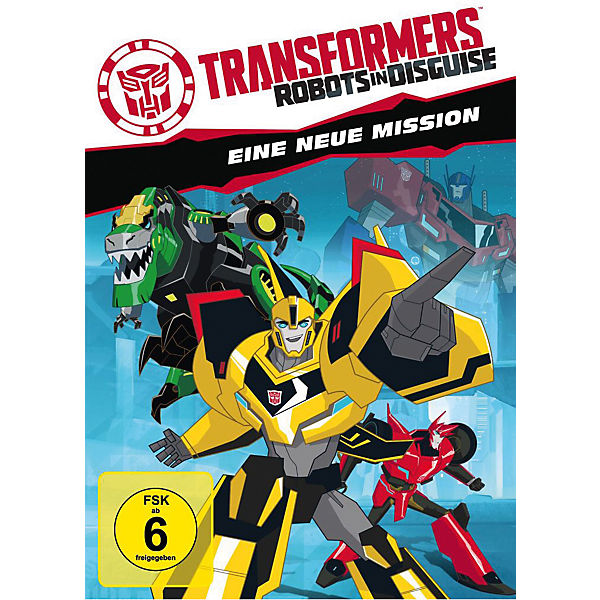 DVD Transformers Robots in Disguise - Season 1.1
