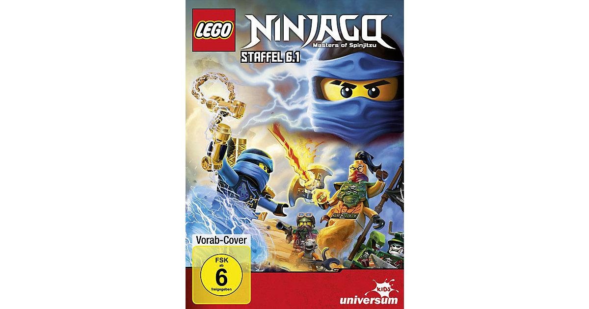 DVD LEGO: Ninjago - Season 6.1