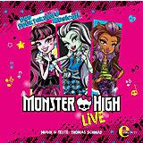 CD Monster High - Musical-Live