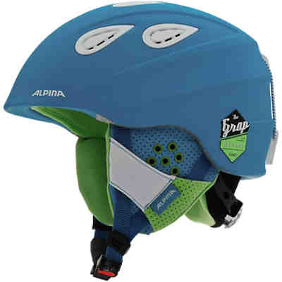Skihelm Grap 2.0 blue matt