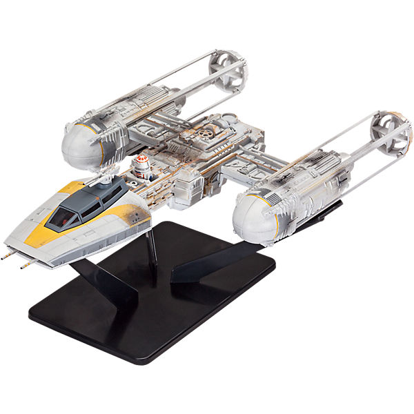 "Revell Modellbausatz ""easykit"" - Star Wars Rogue one - Y-wing Fighter"
