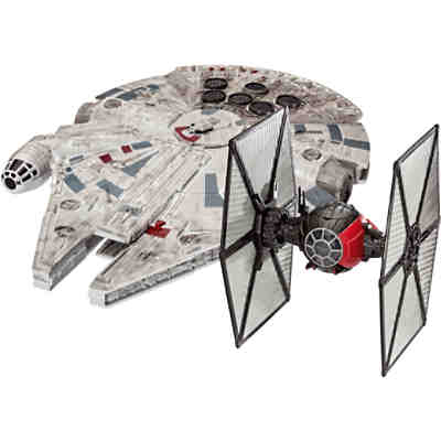 Revell Modellbausatz Build & Play - Star Wars Jakku Combat Set