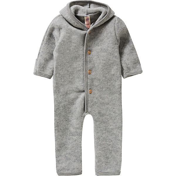 Baby Fleeceoverall aus Wolle