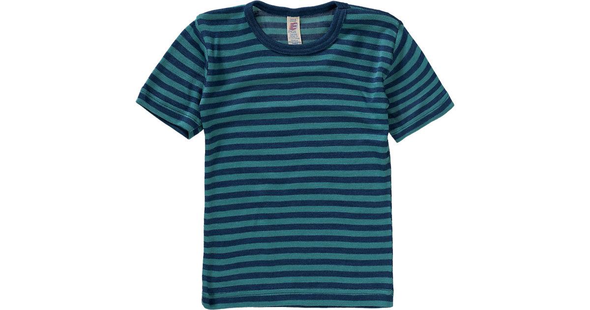 Unterhemd Wolle/Seide Gr. 116 Jungen Kleinkinder
