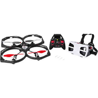 Air Hogs RC Quadrocopter Helix Sentinal Drone (FPV Quad)