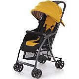 Прогулочная коляска Jetem Fit, тёмно-желтый