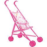 Летняя коляска-трость для кукол, пластмассовая