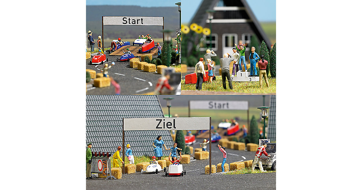 Seifenkisten-Rennen H0