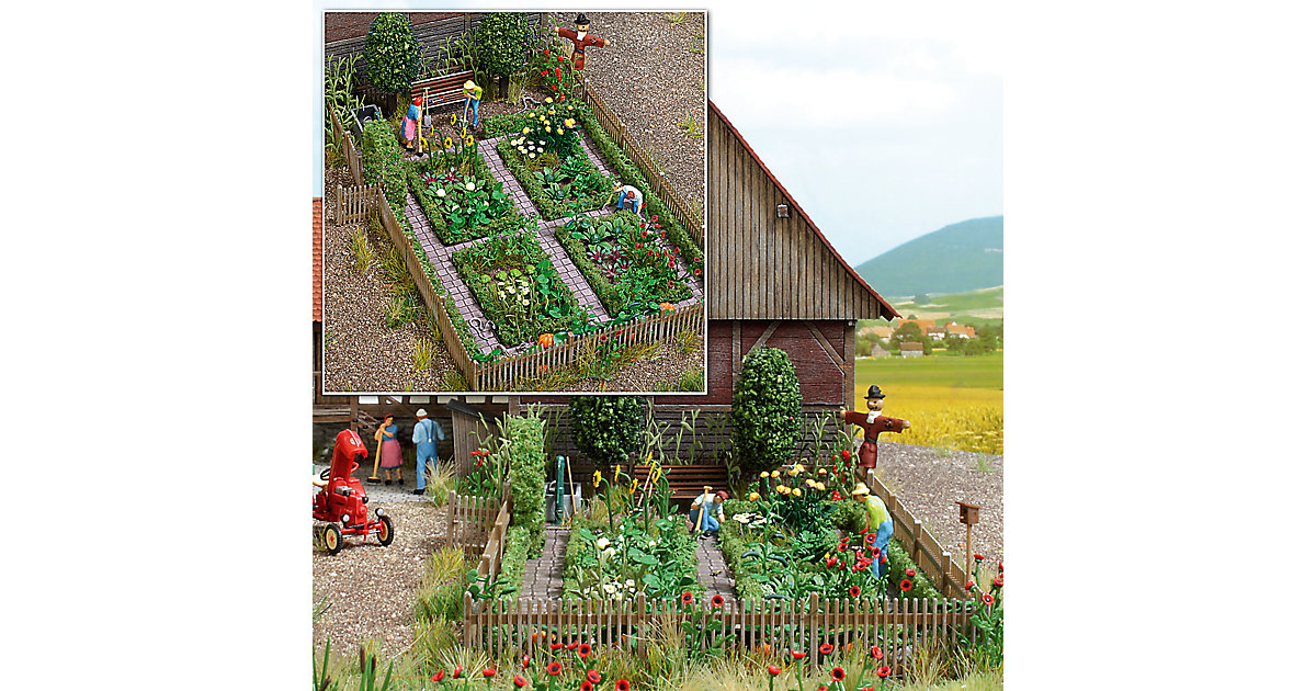 Bauerngarten H0