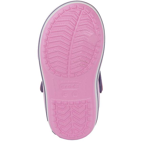 Сандалии Crocband™ Sandal Kids для девочки Crocs