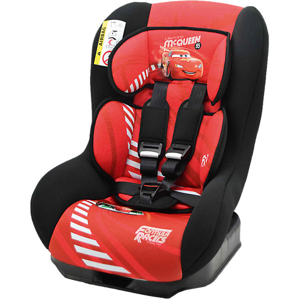 Auto-Kindersitz Safety Plus NT Cars McQueen, 2017