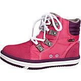 Ботинки для девочки Wetter Reimatec Reima