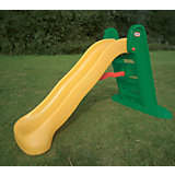 Горка складная 150 см, желто-зеленая, Little Tikes