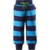 Флисовые брюки для мальчика Reima
