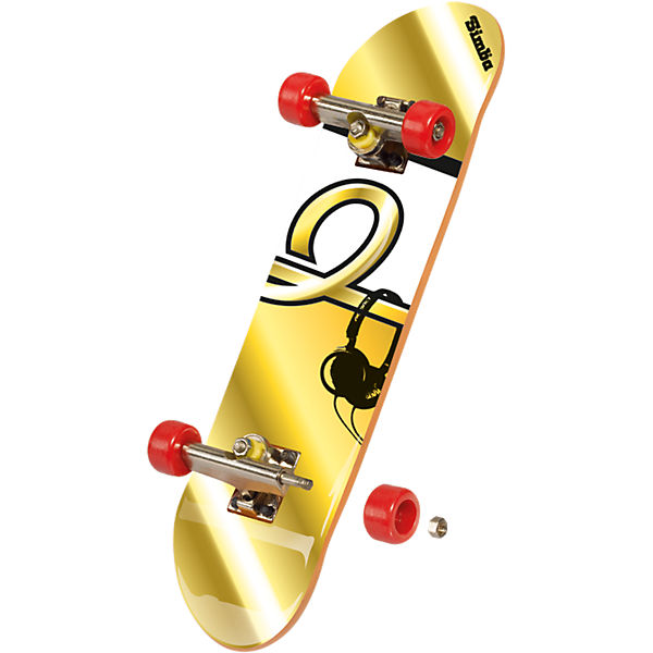 Finger Skateboard 6er Set