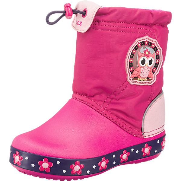 Kinder Winterstiefel Lights Lodgepoint Night Owl Blinkies