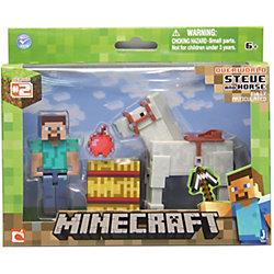 """Игровой набор """"Стив с лошадью"""", Minecraft"""