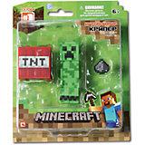 """Игровой набор """"Крипер"""", Minecraft"""