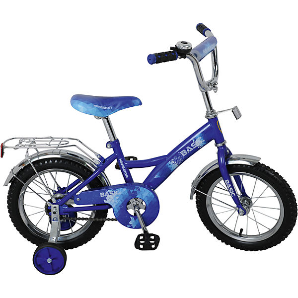 Велосипед Basic, синий, Navigator