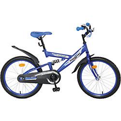 Велосипед Junior Racer, синий, Top Gear