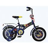 Велосипед Angry Birds, синий, Navigator