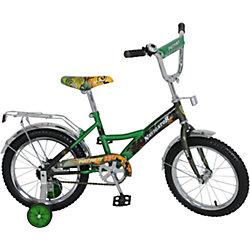 Велосипед Patriot, зеленый, Navigator